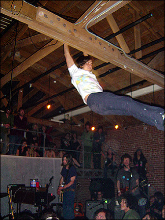 rafter boy