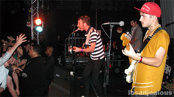 Black Lips @ Echoplex, 10/20/07