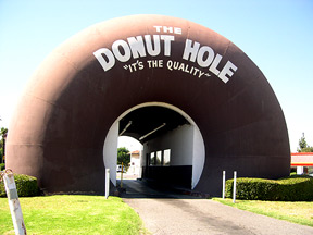 the great brown hole