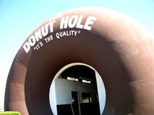 donuthole exit