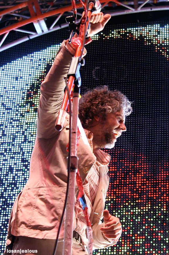 The Flaming Lips @ The Petco Park Parking Lot, San Diego, 8/25/07