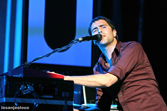 Keane @ Gibson (Los Angeles)