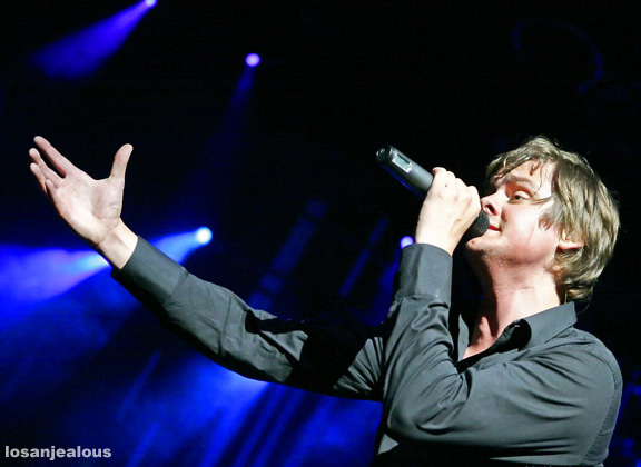 Keane @ Gibson (Los Angeles)