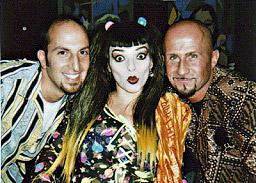 matt maranian and nina hagen