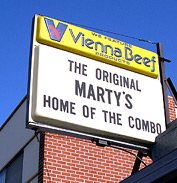 home of the combo, unless it happens to be 3pm on Sunday
