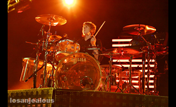 Muse @ The Verizon Wireless Ampitheatre, 9/21/07