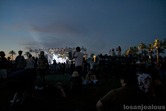 Coachella 2008: Love and Rockets