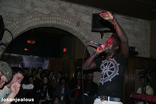 saul williams @ sxsw!