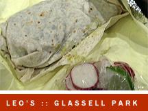 leo veggie burrito
