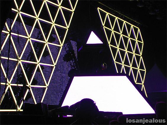 Daft Punk @ Vegoose 2007