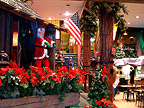 Clifton's patriotic holiday season