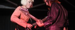 Photos: PINS @ Culture Collide 2014 Festival