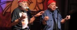 Photos: Cheech & Chong @ Festival Supreme 2014