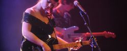 Photos: Angel Olsen @ El Rey Theatre, December 4, 2014