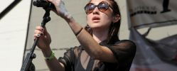 Photos: Hundred Waters @ Make Music Pasadena 2015