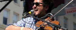 Photos: Kishi Bashi @ Make Music Pasadena 2015