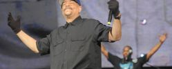 Photos: Ice-T @ The Art of Rap, Irvine Meadows Amphitheatre, July 18,2015