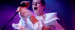 Photos: El Perro Del Mar @ The Echo, November 22, 2016