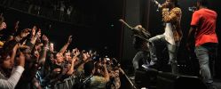 Photos: Migos w/ Chris Brown @ The Novo, February 11, 2017