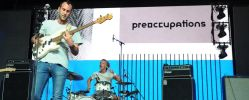 Photos: Preoccupations @ Coachella 2017