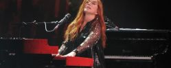Photos: Tori Amos @ The Theatre at Ace Hotel, December 1, 2017