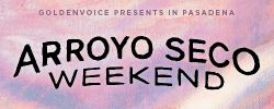 Arroyo Seco Weekend 2018 | Lineup & Ticket Info