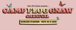 Camp Flog Gnaw Carnival 2018 | Lineup & Ticket Info
