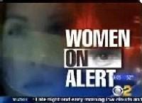 WOMEN ON ALERT