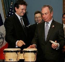 Sign the bongo