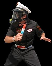 Tactical Ice Cream Unit
