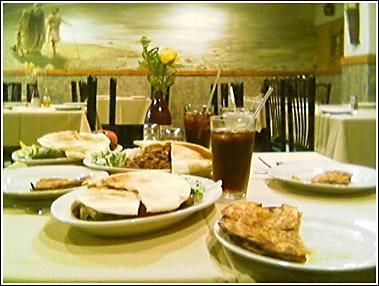 noah's dinner