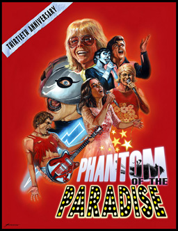 Phantom of The Paradise!