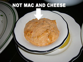 not mac and cheese