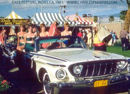Charles Phoenix's Slide of the Week: Date Festival, Indio, 1963
