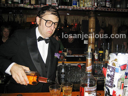 How Neil Hamburger Made Me Drink Out of My Shoe
