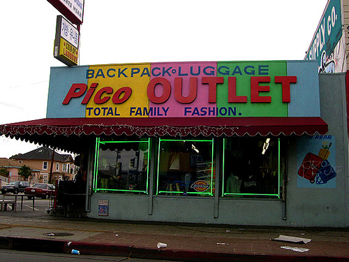 Fontwatch: Pico OUTLET