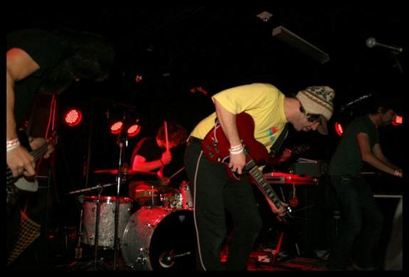 Malajube @ The EXPLX, 3/3/07