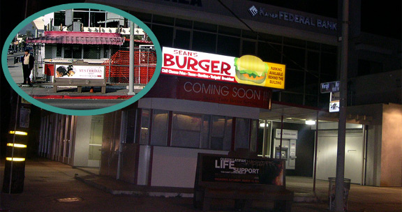 Developing: Former Jayburger Shack Afforded Chili-Cheese Refresh