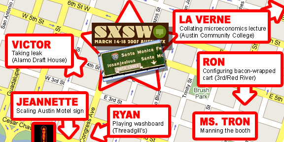 Losanjealous @ SXSW Music '07: Where Are They Now?