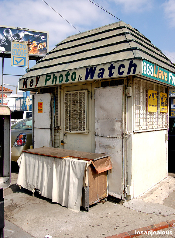 Boyle Heights Locksmith Shack