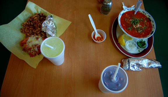 A Mexican Breakfast: The Hangover Remedy