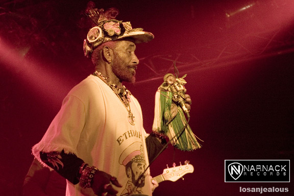 Scratch Perry To Dub Up House of Blues End Of Week