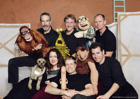 Puppet Up! - Uncensored Comes To Avalon: Win Tickets + Five Questions With Puppeteer Paul Rugg