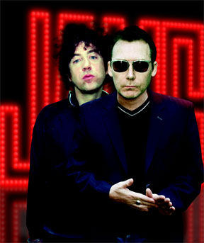 Jesus and Mary Chain Back in Los Angeles