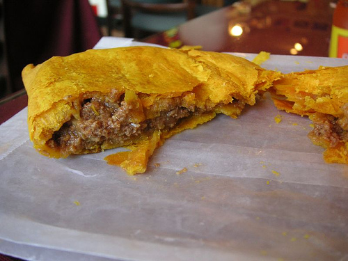 Patties Of Jamaica. jamaican beef patty