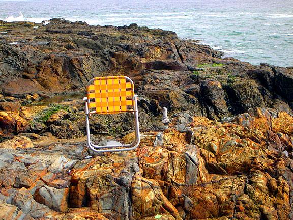Portuguese Cove: A Palos Verdes Moment