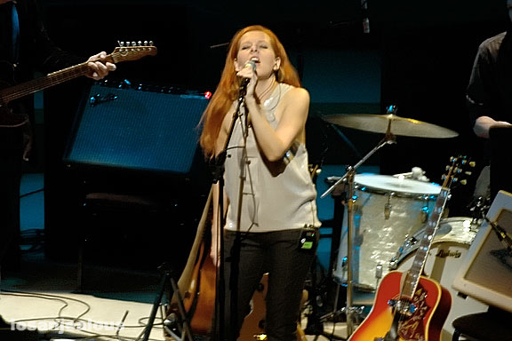 Neko Case at the Disney Concert Hall on November 16, 2007