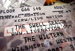 The Swell Season, Wiltern