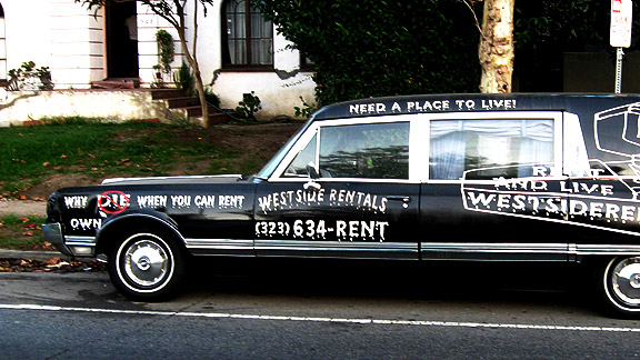 The Westside Rentals Hearse: A Line-By-Line Study