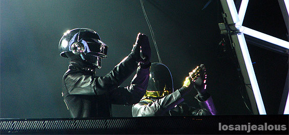 Reader Picks '07: BREAKING UPDATE: DAFT PUNK TAKES LEAD
